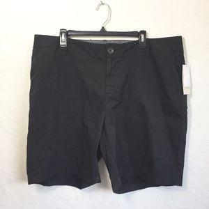 Sejour Black Shorts